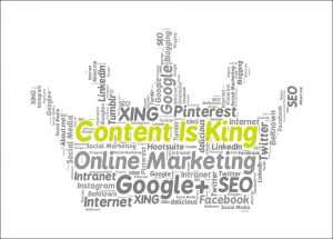 Total Web SEO Philadelphia PA Quality Content King to Google Rank